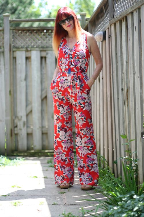 Flower district anthropologie romper suzanne carillo style files