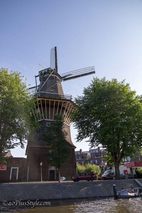 Windmill Amsterdam holland suzanne carillo style files