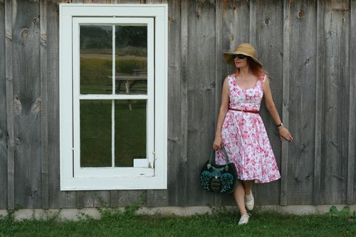 1950's vintage dress how to wear vintage over 40 suzanne carillo style files