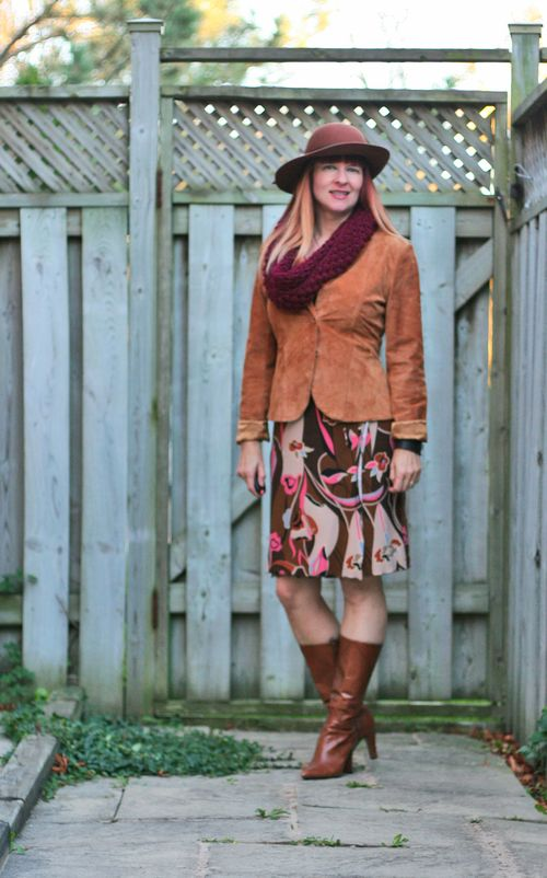How to wear a vintage hat styled contemporary suzanne carillo