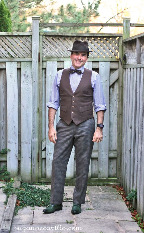 Dapper Vintage Mens Style How To Wear A Bow Tie